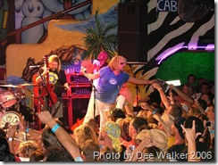 Sammy Hagar Cabo Wabo by D. Walker